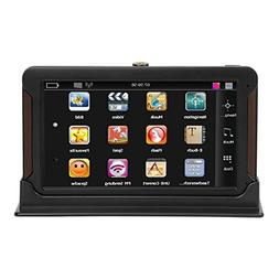 7Inch 8G Capacitive Touch Screen Q8 Center Console Car 3D GP