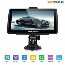 Car Gps Navigation 7 Inch Garmin With Lifetime Maps Spoken D