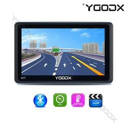 "XGODY 7"" Car GPS Navigation 8GB w/ Wireless Rearview Backup"
