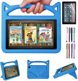 Case For Amazon Kindle Fire 7 inch Tablet Kids Shockproof Ru