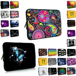 Colorful Tablet 7 inch Sleeve Bag Zipper Cover Case Fit Chuw