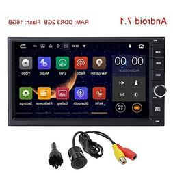 FreeNavi Standard Double 2 Din Android 7.1 In Dash Car Stere