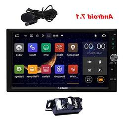 Eincar Standard Double 2 Din Android 7.1 In Dash Car Stereo