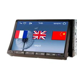 double 2 din car stereo 7 inch