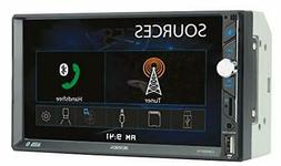 Double Din 2din Car Stereo Player Bluetooth Touch Car Mp5 St
