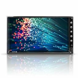 Double Din Android Car Stereo - Corehan 7 inch Touch Screen