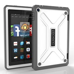Fire HD 7  Case - Poetic Fire HD 7 Case  -    Protective Hyb