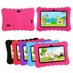 Flexible Shockproof Soft Silicone Case Cover With Stand For