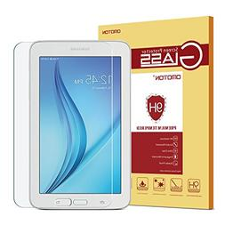 OMOTON Galaxy Tab E Lite 7.0 / Tab 3 Lite 7.0 Glass Screen P