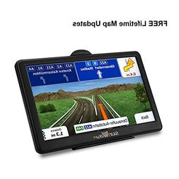 GPS Navigation for Car, 7 Inch Car GPS Navigation System 8GB