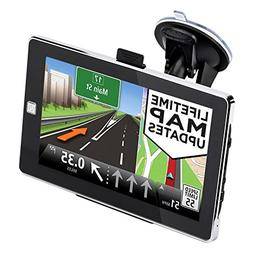 MingAo GPS Navigator System with Lifetime Maps,Car GPS navig