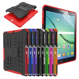 heavy duty tough shockproof stand case cover