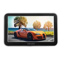 UEB Kelima 688 7 Inch TFT Display Monitor with Remote Contro