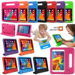 "Kids Shockproof Case Cover For Samsung Galaxy Tab A E 7""~10."