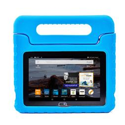 Kids Shockproof EVA Handle Stand Case For Amazon Kindle Fire