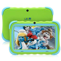 "IRULU Kids Tablet PC 7"" inch 1GB+16GB Android 7.1 Quad Core"