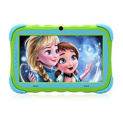 iRULU 7 inch Kids Tablet: Upgraded Android 7.1 Children Tabl