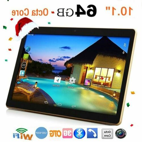 10 1 inch tablet pc android6 0