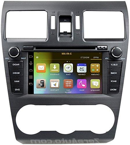 14 15 17 18 Subaru Forester GPS CD Player Bluetooth Receiver iPhone Ready FM Radio SD Multimedia Android