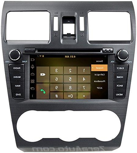 2014-2018 Subaru Forester In-Dash GPS Navigation CD Player Receiver iPhone AM Radio SD Deck 17 18