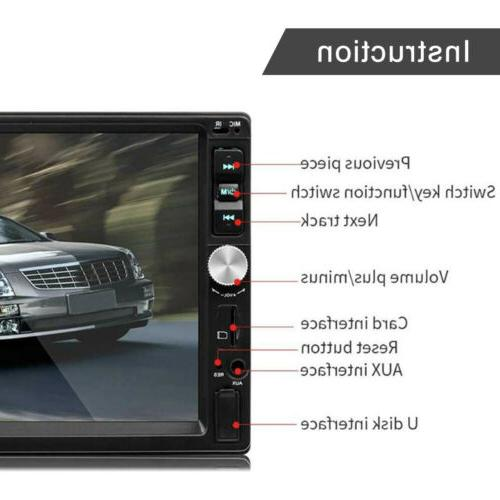 2 Player AUX Android/IOS Touch Screen+Camera
