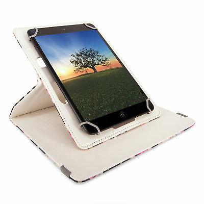 """360° Leather Cover For Tablet 7"""" 8"""" 10"""" 10.1"""""""