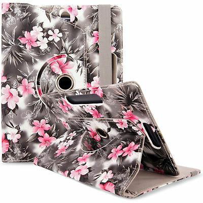 360 leather case flip cover for universal