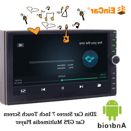 7 inch android 10 0 car mp5