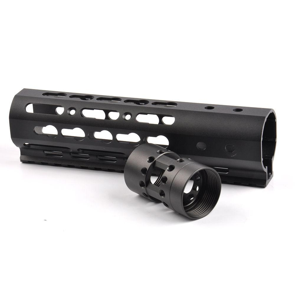 7-15inch Free Float KEYMOD/M-lok Handguard for