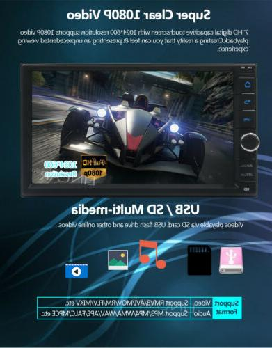 Eincar Android 7.1 Double Stereo 8Core GPS