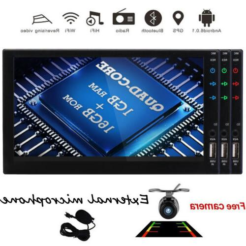 7 double din android 6 0 gps