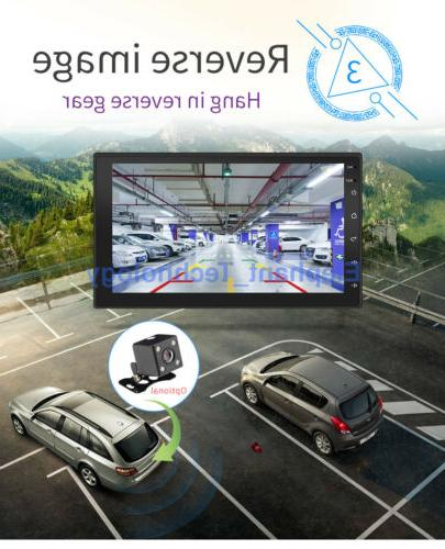 7 2 DIN Android GPS Player WIFI