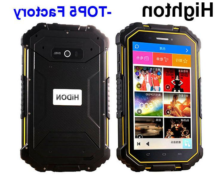 7 inch 4g waterproof android rugged tablets