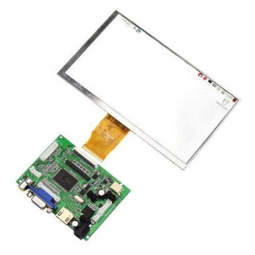 7-inch Screen Display Monitor Raspberry + Board