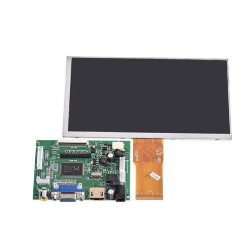 7 inch lcd screen display monitor