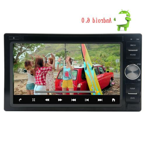 7 inch WiFi Double 2DIN Radio GPS Navigation
