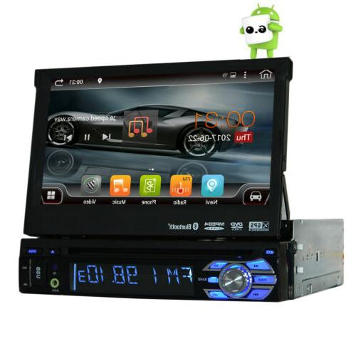 7 6.0 Single 1Din CD DVD WiFi GPS
