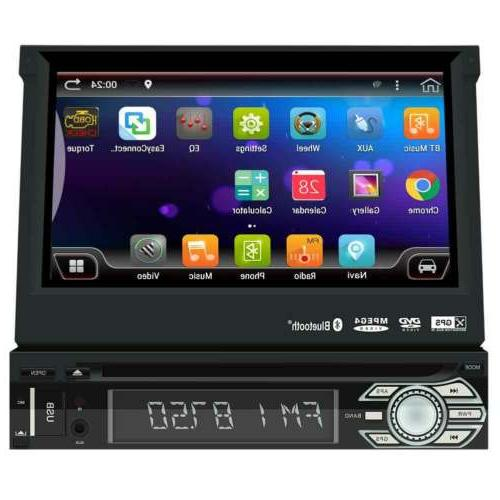 Single Car DVD Radio WiFi 4G