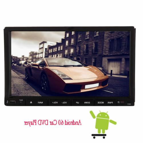 "7"" inch 2 DIN MP5 Player Bluetooth Screen"