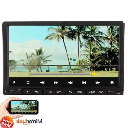2 MP5 Touch Screen Stereo