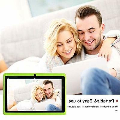 YUNTAB 7 inch Android Quad CPU, with WiFi,