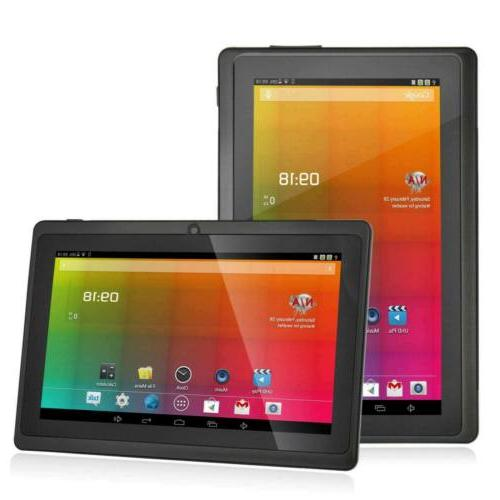 7 inch android tablet 8gb wifi calculator
