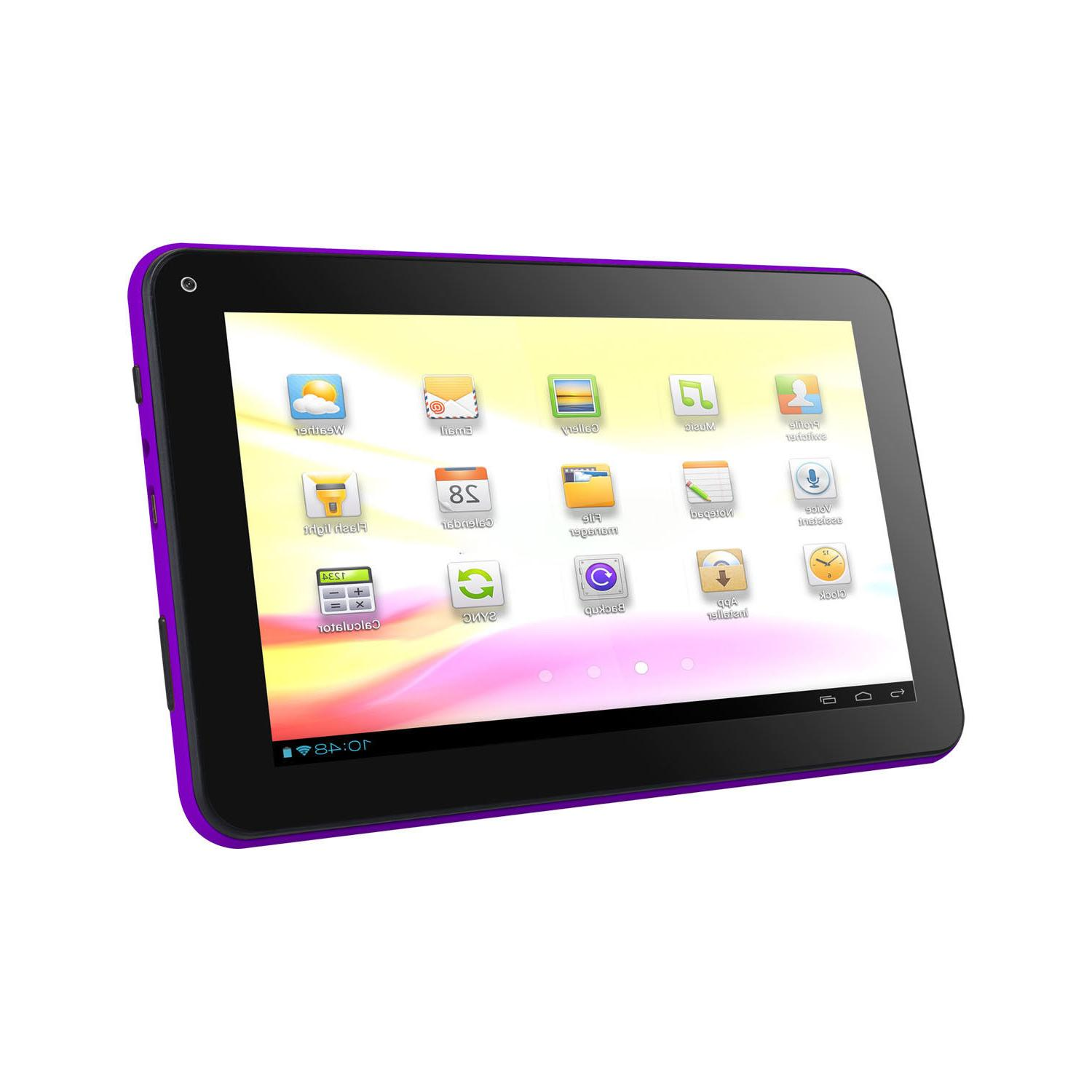 "7"" Inch Android Tablet PC 4GB Nand Flash Dual Core Camera WI"