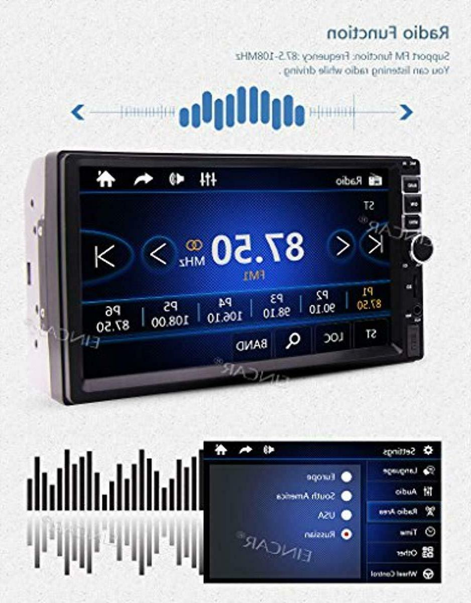 Double Car Stereo A