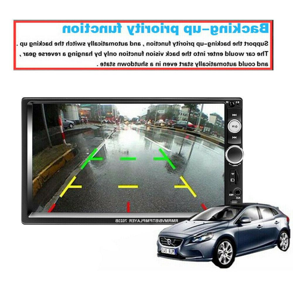 """7"""" Inch Car Stereo Radio MP5 Player 2DIN Touch USB AUX"""