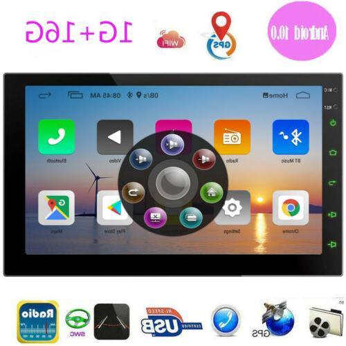 android 10 0 car radio touch screen