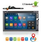 7'' Inch Double 2DIN Android Stereo Car CD DVD Player GPS Wi