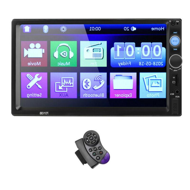 7 7018B 2 TouchScreen Bluetooth