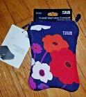 7 inch Floral Neoprene Tablet Sleeve Case Cover by Built Bra