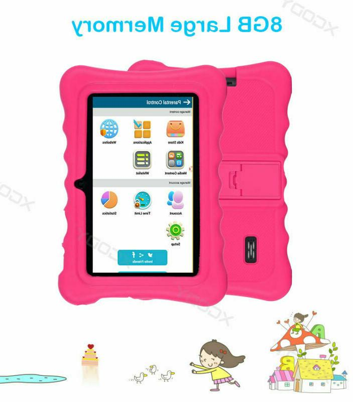 XGODY 7 INCH PC Bundle Kids Dual Camera
